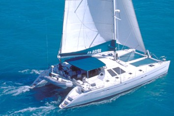 AD ASTRA Charter Yacht