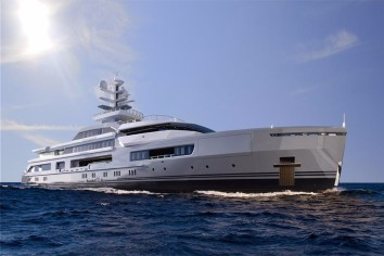 CLOUDBREAK Charter Yacht
