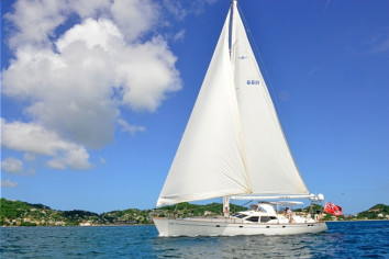 COLUMBO BREEZE Charter Yacht