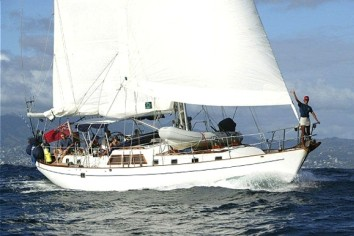 DOVE THE Charter Yacht