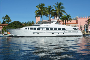 GOOD TIMES Charter Yacht