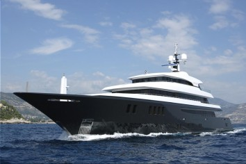 ICON Charter Yacht