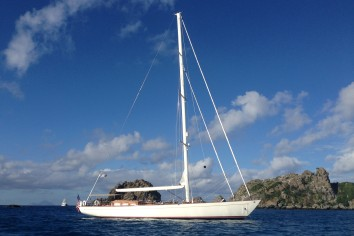 NORTHERN STAR Charter Yacht