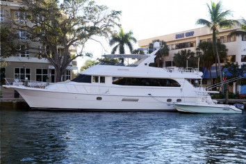 SEACLUSION Charter Yacht