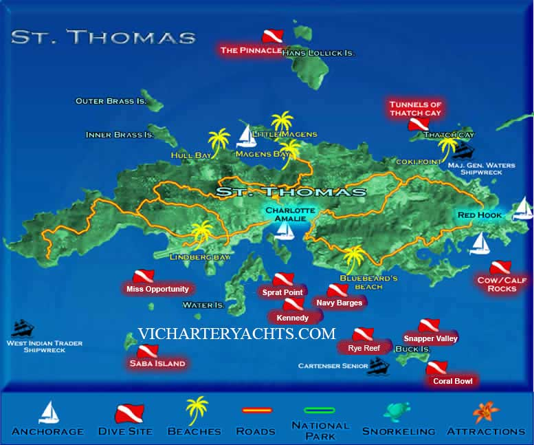 US Virgin Islands : ThisWayToCPA :