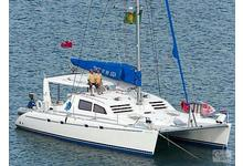 TWO IF BY SEA Charter Yacht