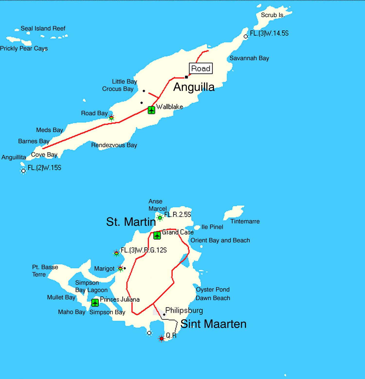 Day Forecast St Maarten Virgin Islands