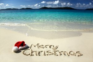 Christmas Holiday Yacht Charter Vacation